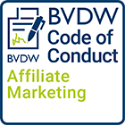 Affiliate Marketing BVDW Siegel